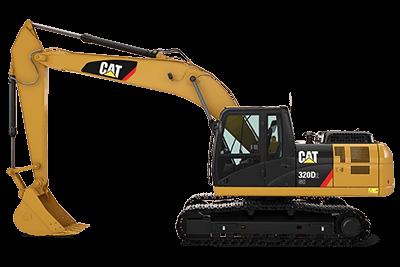 Экскаватор CAT 324D