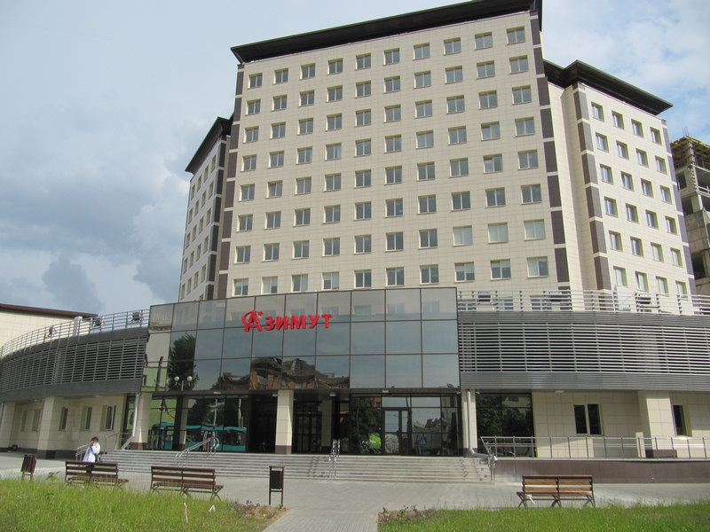 Бизнес-центр «Азимут»