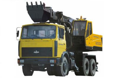 Экскаватор «Антей» EW-25-М1.005 на шасси МАЗ-6303