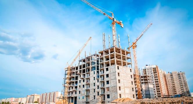 Фото строительство жилой недвижимости