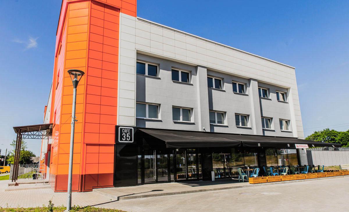 Фото Многофункциональный центр социального и производственного назначения